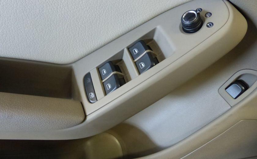 2012 Audi A4 2.0T Quattro AWD  (toit-cuir) A/C Gr-Électrique #19