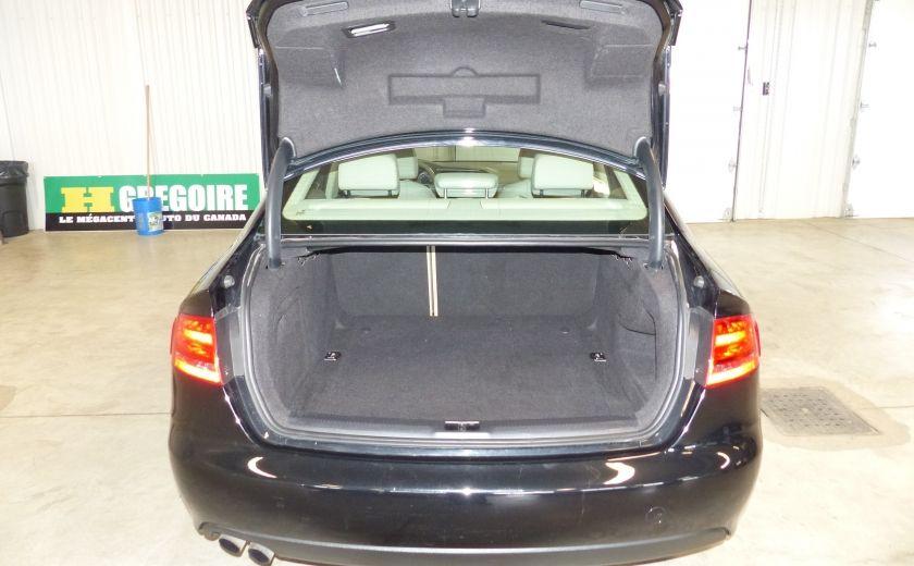 2012 Audi A4 2.0T Quattro AWD  (toit-cuir) A/C Gr-Électrique #22