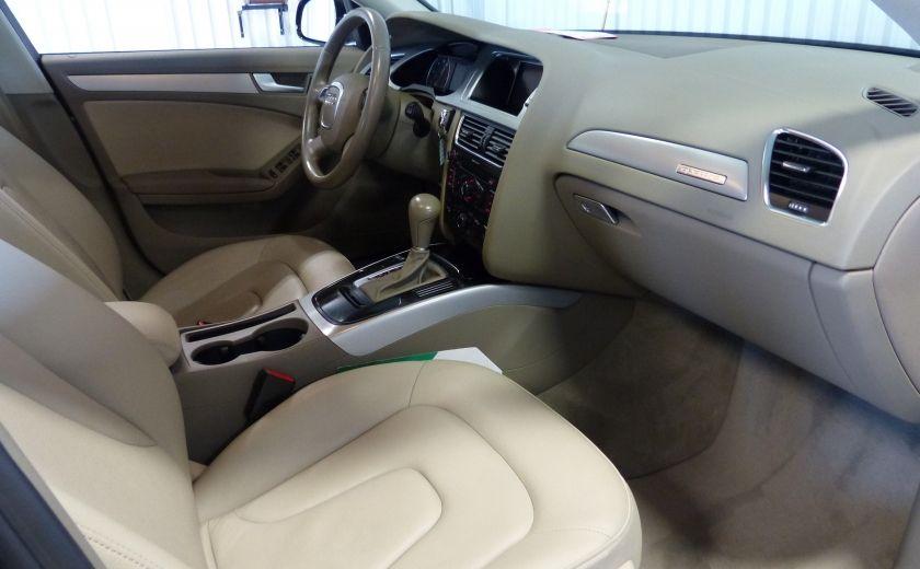2012 Audi A4 2.0T Quattro AWD  (toit-cuir) A/C Gr-Électrique #26