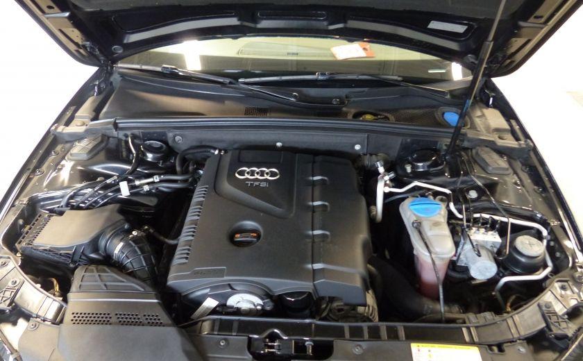 2012 Audi A4 2.0T Quattro AWD  (toit-cuir) A/C Gr-Électrique #28