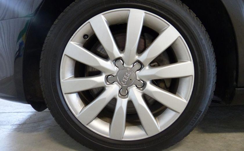 2012 Audi A4 2.0T Quattro AWD  (toit-cuir) A/C Gr-Électrique #30