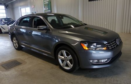 2014 Volkswagen Passat Comfortline TDI (Cuir-Toit-Bluetooth) in New Richmond