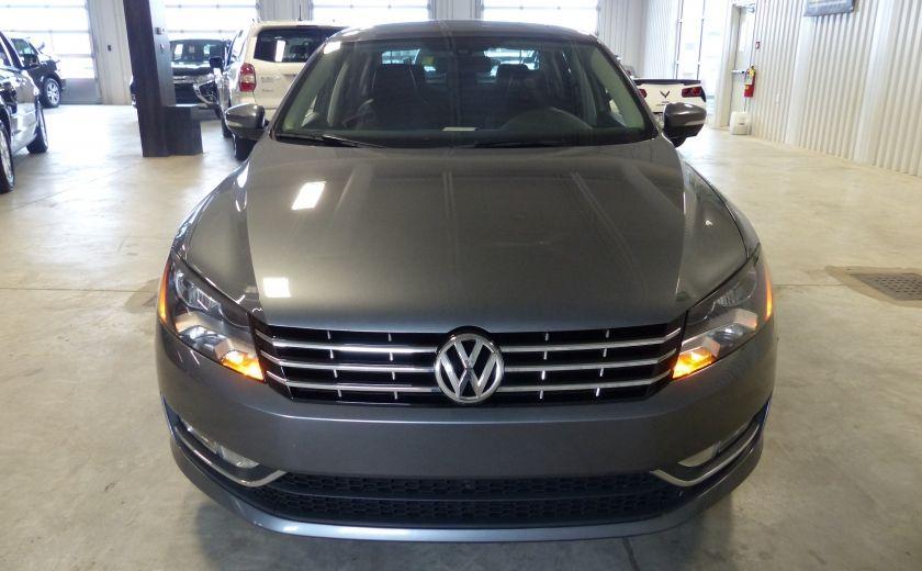 2014 Volkswagen Passat Comfortline TDI (Cuir-Toit-Bluetooth) #1
