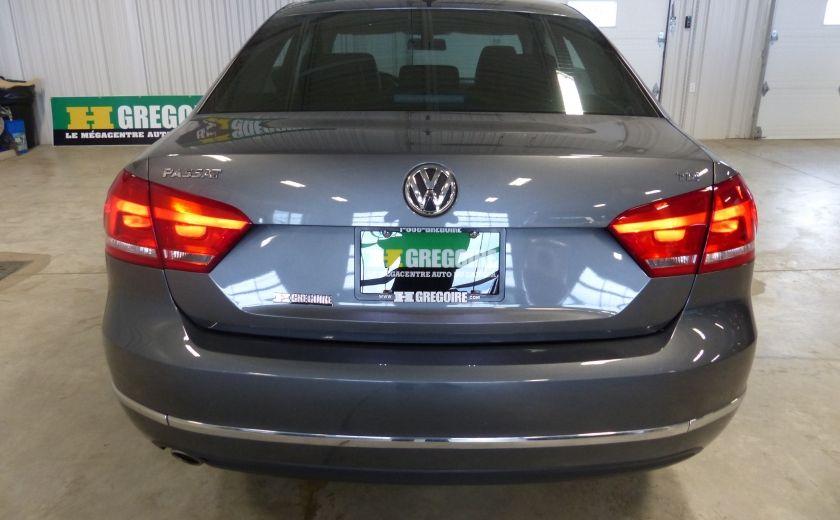 2014 Volkswagen Passat Comfortline TDI (Cuir-Toit-Bluetooth) #5