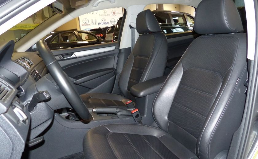 2014 Volkswagen Passat Comfortline TDI (Cuir-Toit-Bluetooth) #8