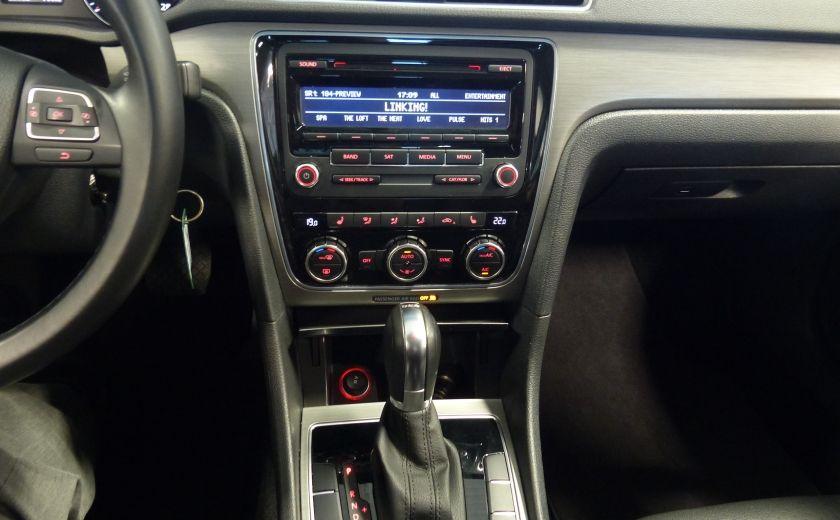 2014 Volkswagen Passat Comfortline TDI (Cuir-Toit-Bluetooth) #14