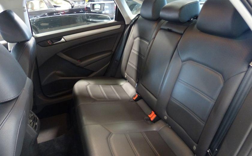 2014 Volkswagen Passat Comfortline TDI (Cuir-Toit-Bluetooth) #19