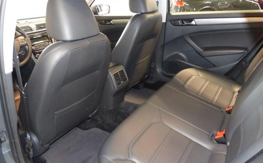 2014 Volkswagen Passat Comfortline TDI (Cuir-Toit-Bluetooth) #20