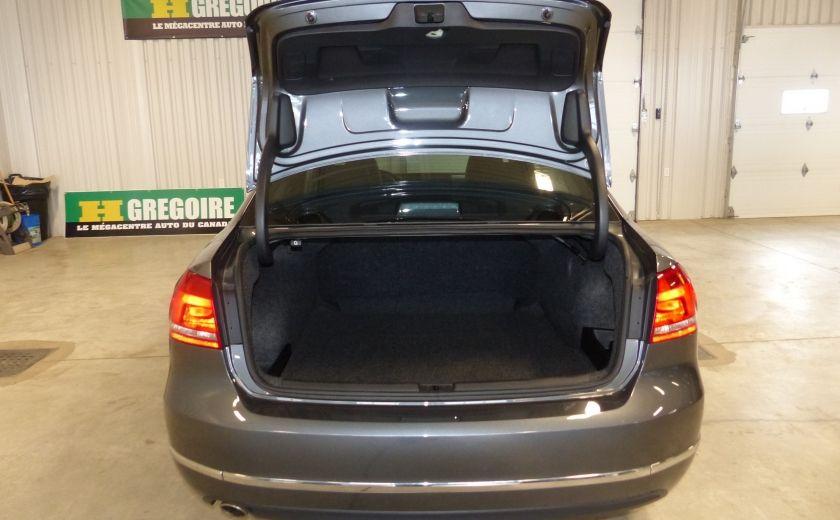 2014 Volkswagen Passat Comfortline TDI (Cuir-Toit-Bluetooth) #21
