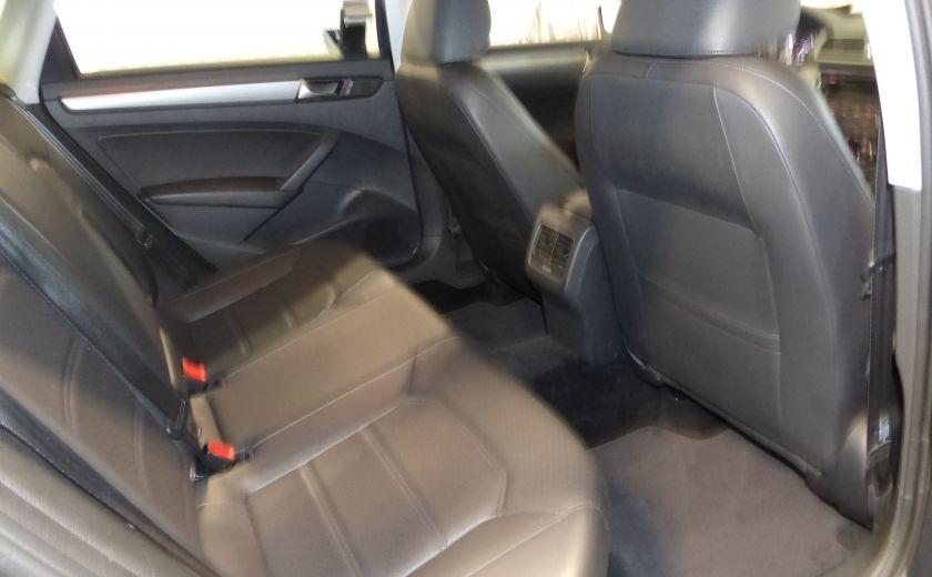 2014 Volkswagen Passat Comfortline TDI (Cuir-Toit-Bluetooth) #23