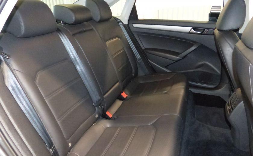 2014 Volkswagen Passat Comfortline TDI (Cuir-Toit-Bluetooth) #24