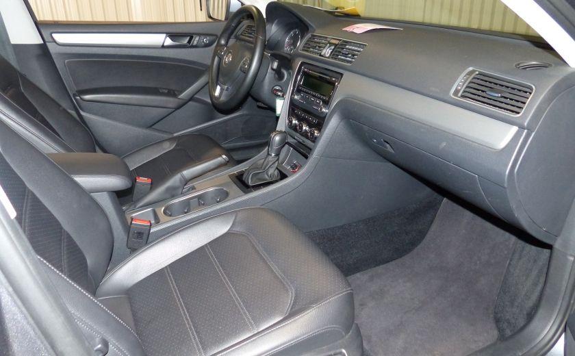 2014 Volkswagen Passat Comfortline TDI (Cuir-Toit-Bluetooth) #25