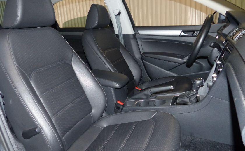2014 Volkswagen Passat Comfortline TDI (Cuir-Toit-Bluetooth) #26