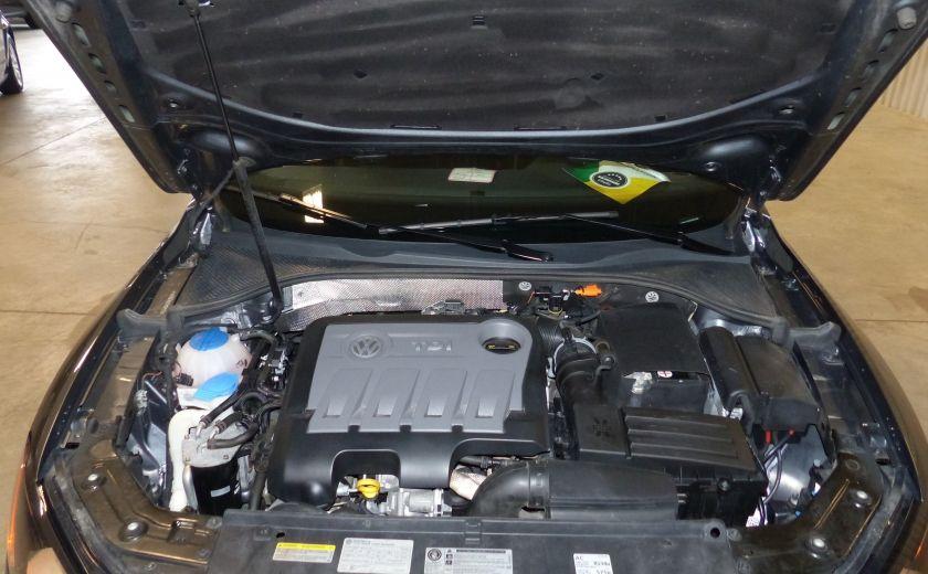 2014 Volkswagen Passat Comfortline TDI (Cuir-Toit-Bluetooth) #27