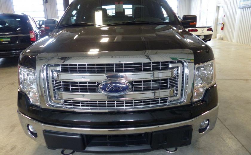 2014 Ford F150 XLT Ens XTR Ecoboost Boite 6.5 4X4 #1