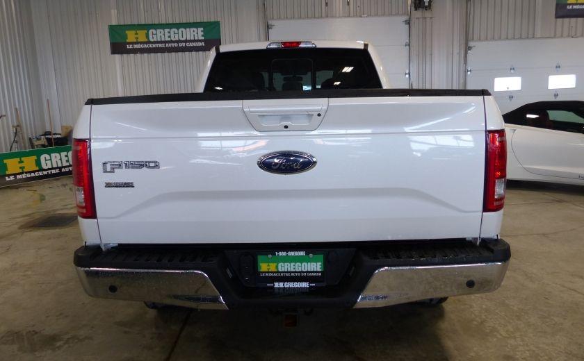 2015 Ford F150 Lariat-FX4 Ecoboost CrewCab (Cuir-Nav) Boite 6.5 #3