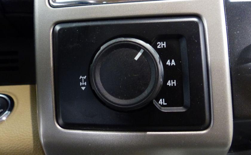 2015 Ford F150 Lariat-FX4 Ecoboost CrewCab (Cuir-Nav) Boite 6.5 #20