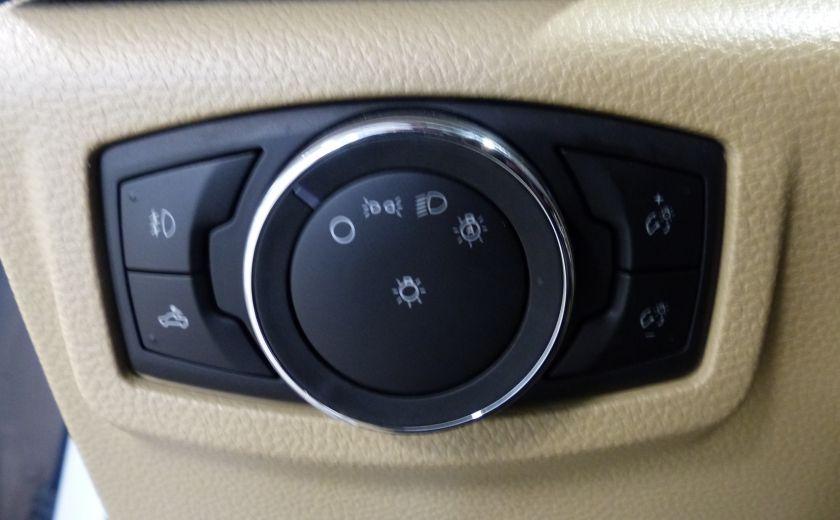 2015 Ford F150 Lariat-FX4 Ecoboost CrewCab (Cuir-Nav) Boite 6.5 #23