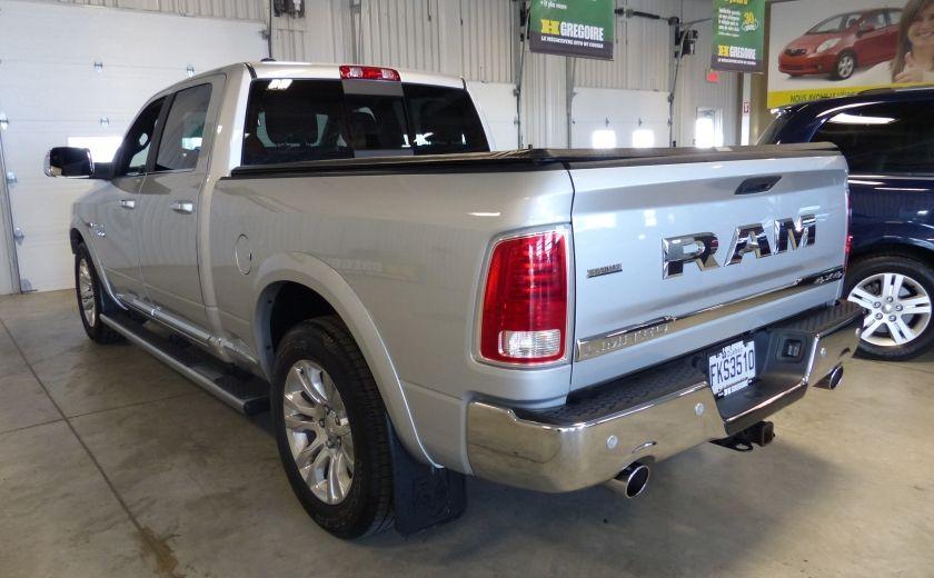 2015 Ram 1500 Laramie Limited Crew 2.0 (Cuir-Toit-Nav) #4