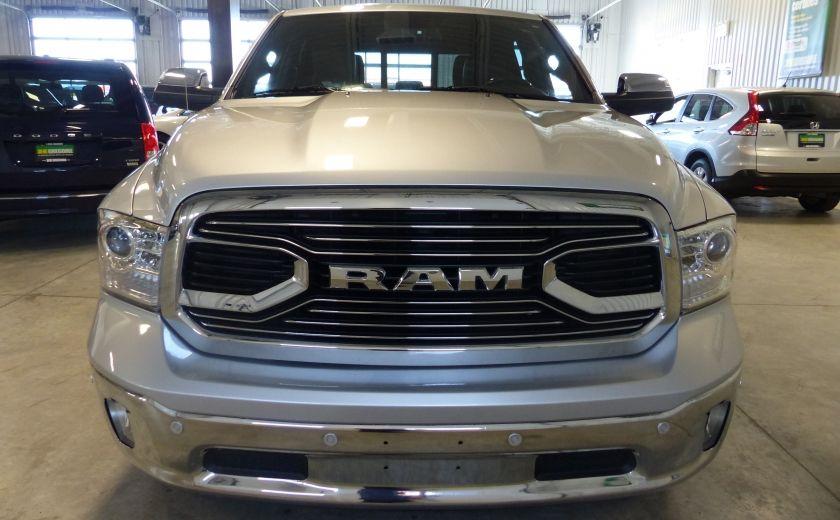 2015 Ram 1500 Laramie Limited Crew 2.0 (Cuir-Toit-Nav) #1