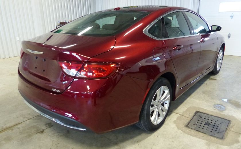 2016 Chrysler 200 Limited A/C Gr-Électrique #6