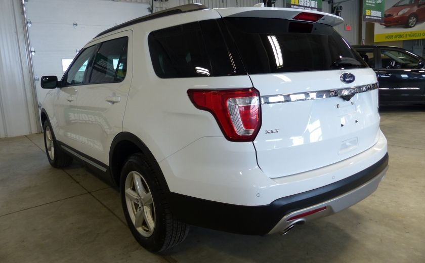 2016 Ford Explorer XLT AWD 7 PASSAGERS (CUIR-TOIT PANO MAGS ) #4