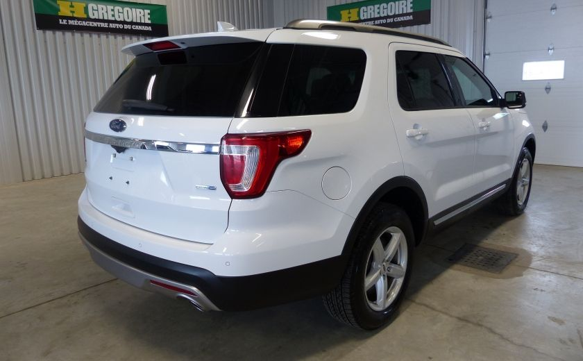 2016 Ford Explorer XLT AWD 7 PASSAGERS (CUIR-TOIT PANO MAGS ) #6