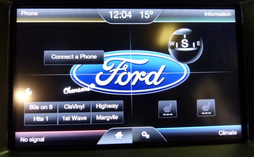 2016 Ford Explorer XLT AWD 7 PASSAGERS (CUIR-TOIT PANO MAGS ) #16