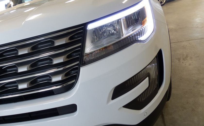 2016 Ford Explorer XLT AWD 7 PASSAGERS (CUIR-TOIT PANO MAGS ) #31