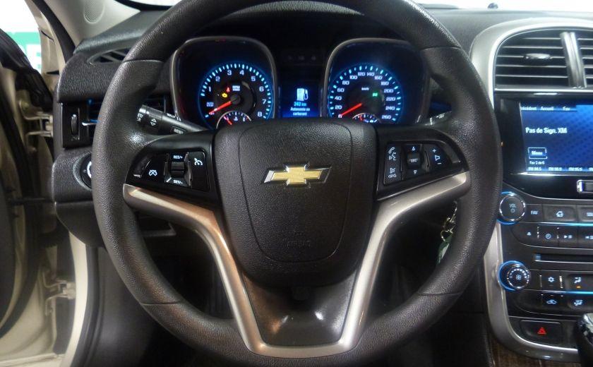 2016 Chevrolet Malibu LT A/C Gr-Électrique (Mags-Bluetooth) #10