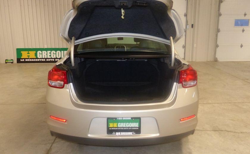 2016 Chevrolet Malibu LT A/C Gr-Électrique (Mags-Bluetooth) #21