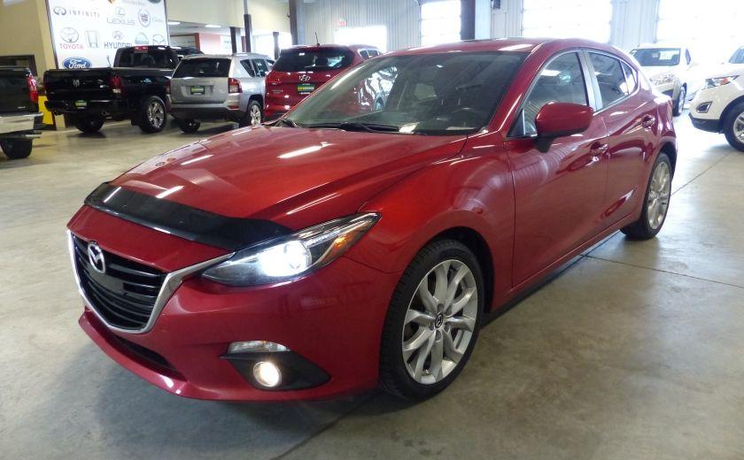 2014 Mazda 3 GT-SKY Hb (CUIR-TOIT-NAV ) A/C Gr-Électriques #2