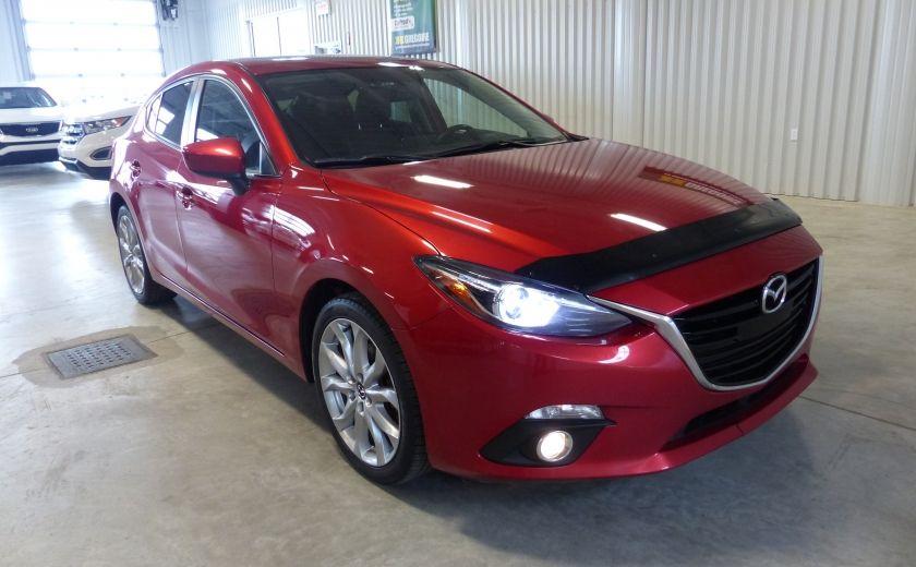 2014 Mazda 3 GT-SKY Hb (CUIR-TOIT-NAV ) A/C Gr-Électriques #0