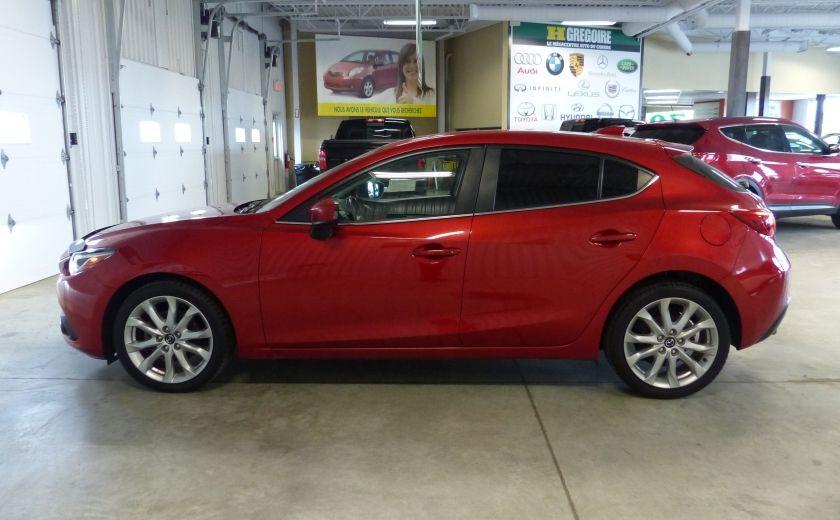 2014 Mazda 3 GT-SKY Hb (CUIR-TOIT-NAV ) A/C Gr-Électriques #3