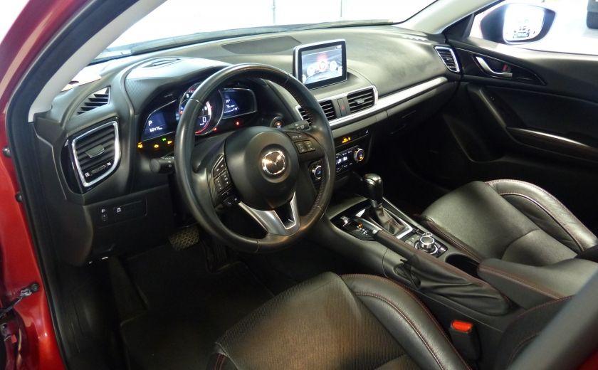 2014 Mazda 3 GT-SKY Hb (CUIR-TOIT-NAV ) A/C Gr-Électriques #10