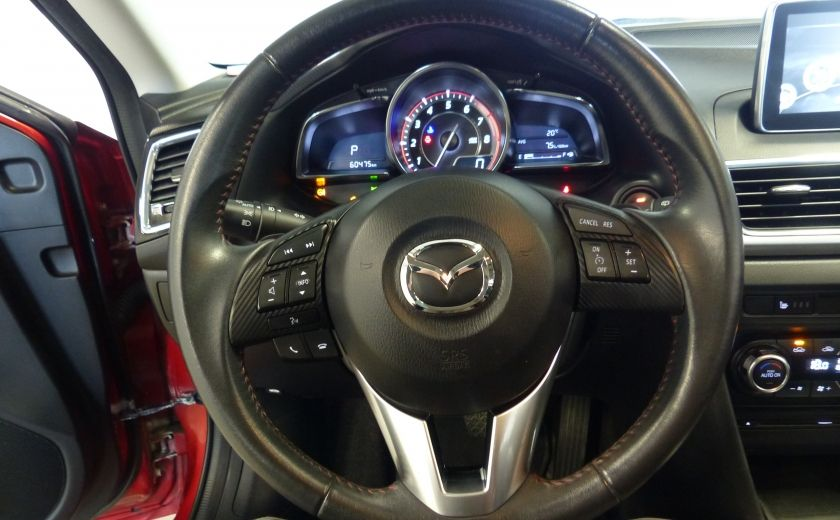 2014 Mazda 3 GT-SKY Hb (CUIR-TOIT-NAV ) A/C Gr-Électriques #11