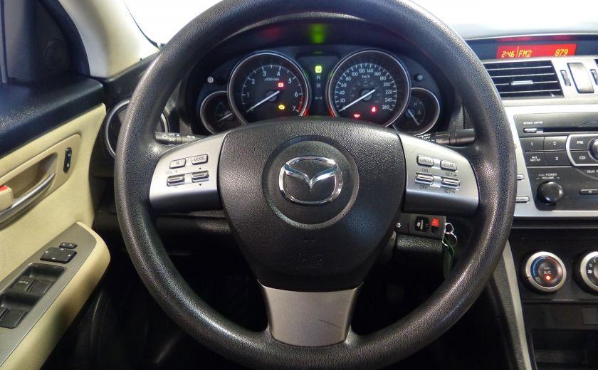 2010 Mazda 6 GS A/C Gr-Électrique #9