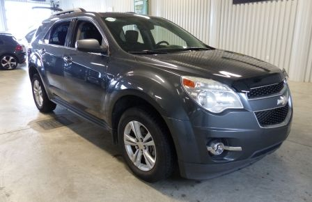 2010 Chevrolet Equinox 1LT AWD A/C Gr-Électrique (Mags) in Sherbrooke