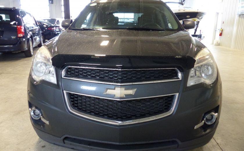 2010 Chevrolet Equinox 1LT AWD A/C Gr-Électrique (Mags) #1
