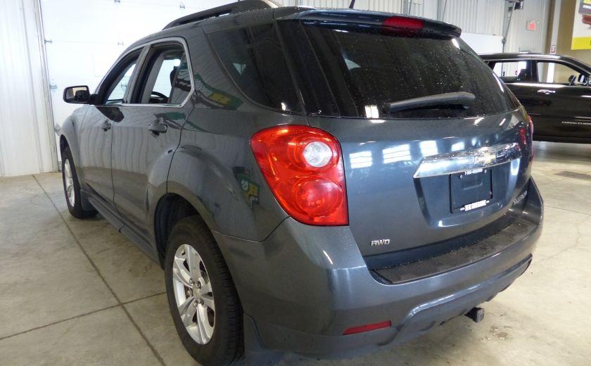 2010 Chevrolet Equinox 1LT AWD A/C Gr-Électrique (Mags) #4