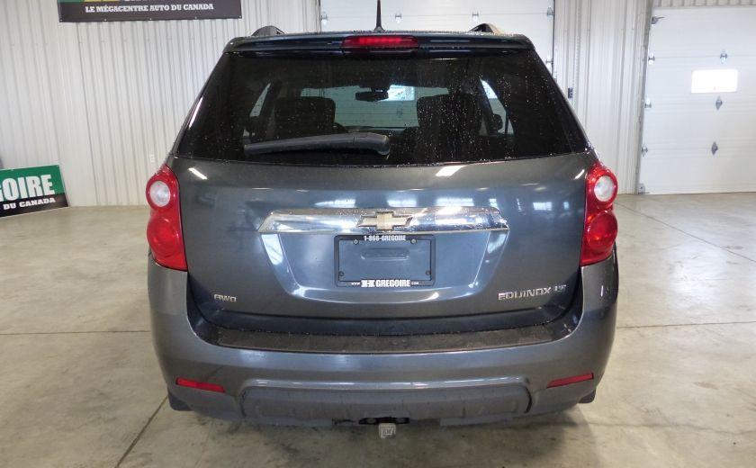 2010 Chevrolet Equinox 1LT AWD A/C Gr-Électrique (Mags) #5