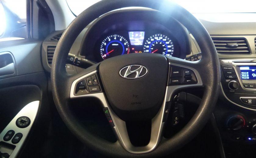2015 Hyundai Accent GL HB A/C Gr-Électrique #9