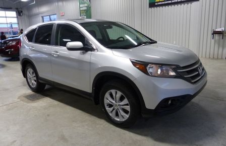 2014 Honda CRV EX AWD (TOIT-MAGS-CAM ) A/C Gr-Électrique in New Richmond