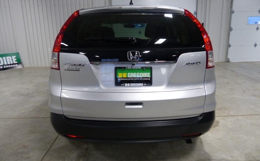 2014 Honda CRV EX AWD (TOIT-MAGS-CAM ) A/C Gr-Électrique #5