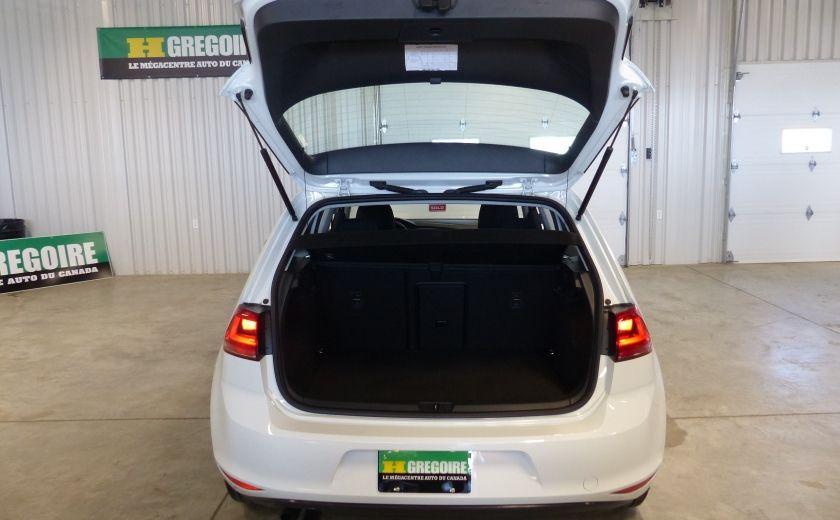 2016 Volkswagen Golf Trendline 1.8 TURBO  A/C Gr-Électrique #22