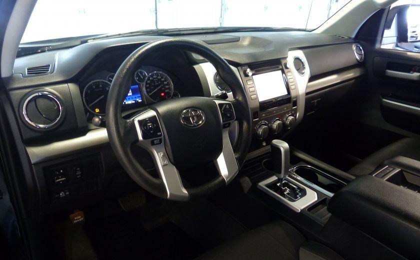 2015 Toyota Tundra SR5 +   4X4 Crew Cab A/C Gr-Électrique Camera #8