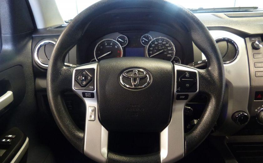 2015 Toyota Tundra SR5 +   4X4 Crew Cab A/C Gr-Électrique Camera #11
