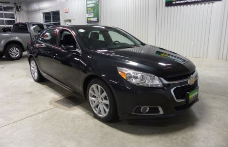 2015 Chevrolet Malibu LT A/C Gr-Électrique (Mags-Bluetooth) in Estrie