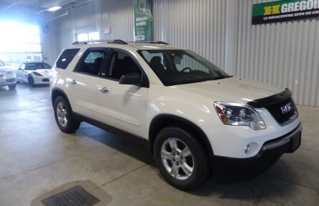 2012 GMC Acadia SLE1 AWD A/C Gr-Électrique in Saint-Hyacinthe