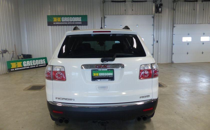 2012 GMC Acadia SLE1 AWD A/C Gr-Électrique #5